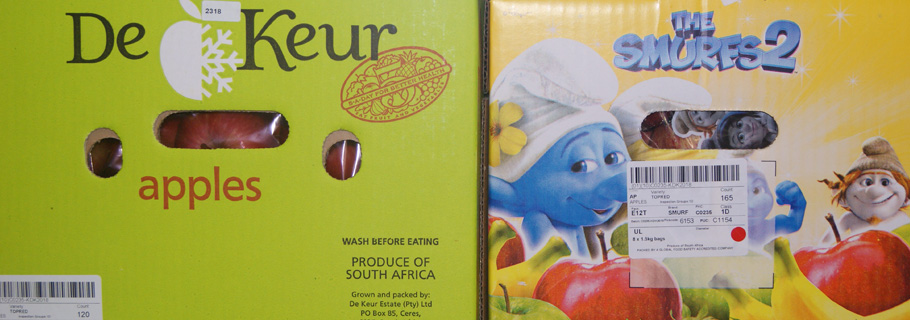 De Keur, Ceres, South Africa, Fruit & Vegetable Exporters & Distributor
