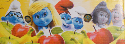 De Keur Fruit & Vegetables Exporters - Smurfs Packaging
